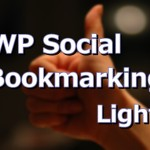WP Social Bookmarking Lightで「いいね」やツイートボタンを簡単設置!