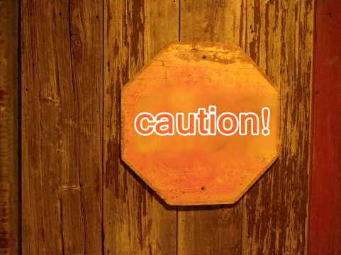 caution01