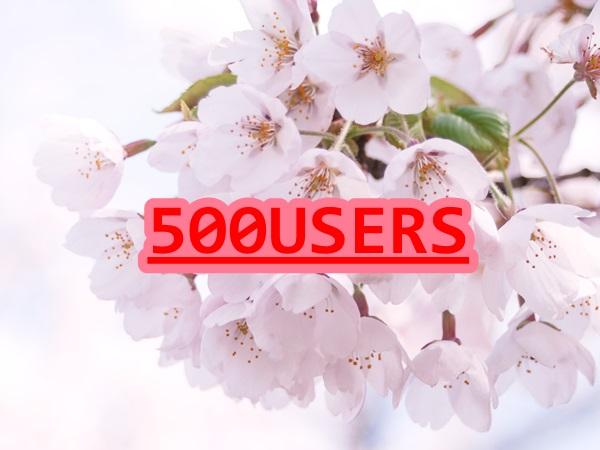500users