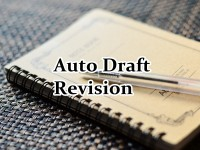 auto-draft-revision